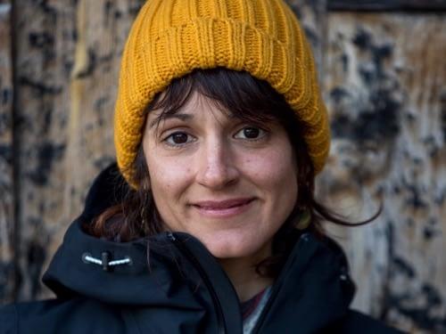 Paloma Alonso ecole ski Grimentz-Zinal