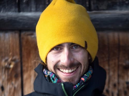 Juan Megías ecole ski Grimentz-Zinal