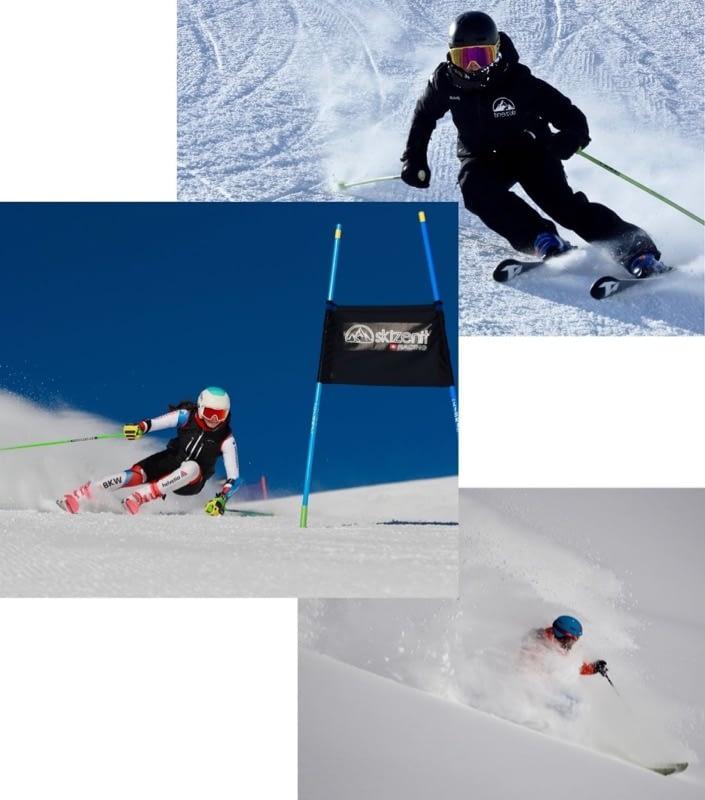 Qué hace que nuestra escuela de esquí sea diferente