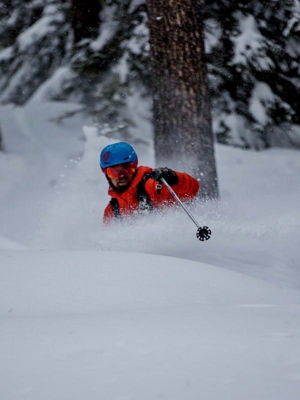 Nuestra escuela de esquí Grimentz-Zinal guías de freeride